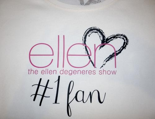 Tisk na majice – Ellen
