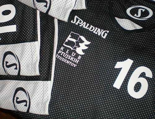Tisk na drese – Spalding